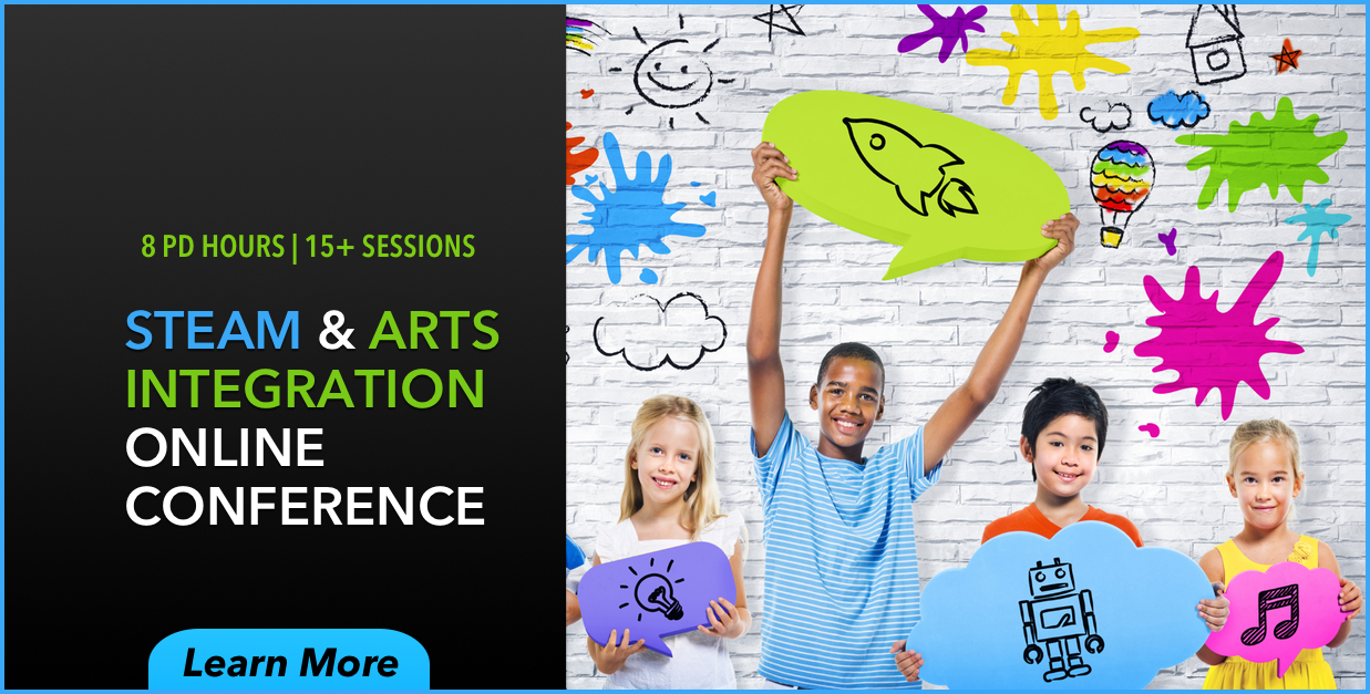 Arts Integration and STEAM Conference